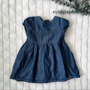 Girls 2T Denim Shirt/Dress